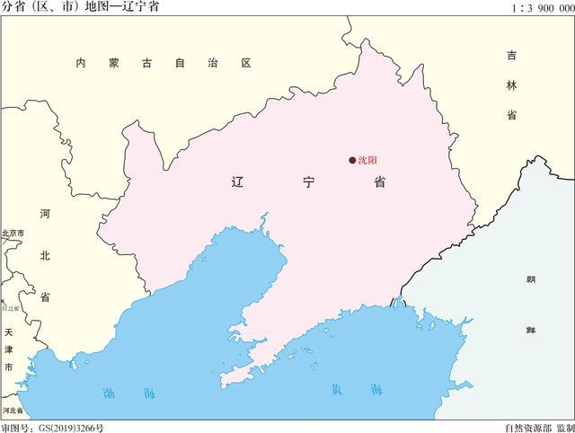 沈阳市10区地图