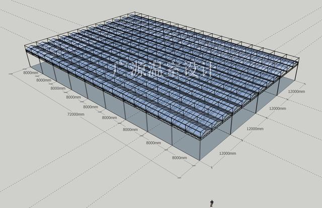 如何建造温室玻璃大棚,造价多少 - 致富热