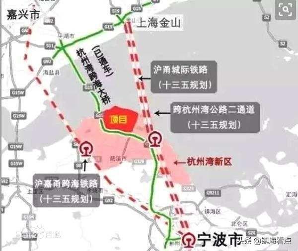 """沪嘉甬铁路,力争""""十三五""""开工建设!谋划推进宁波西综合枢纽!"""