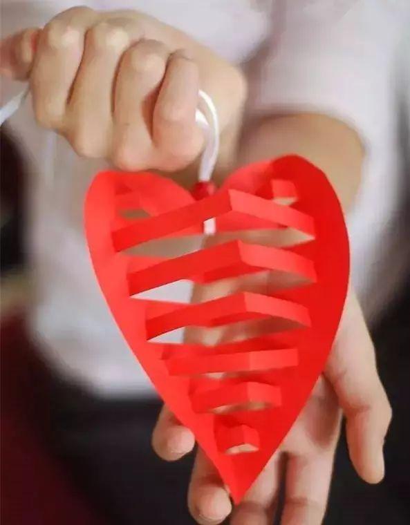 手工生活:手工剪纸,春节窗花的剪法图解,一起来看看吧