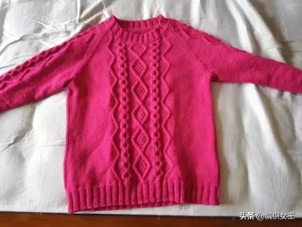 儿童毛衣编织-百科