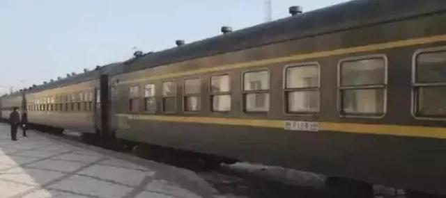 台安到松原的火车