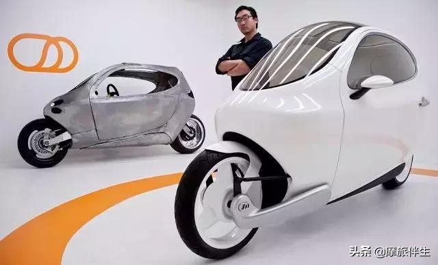 黑科技,永远撞不倒的电动摩托车_硅谷派-梨视频官网-Pear Video