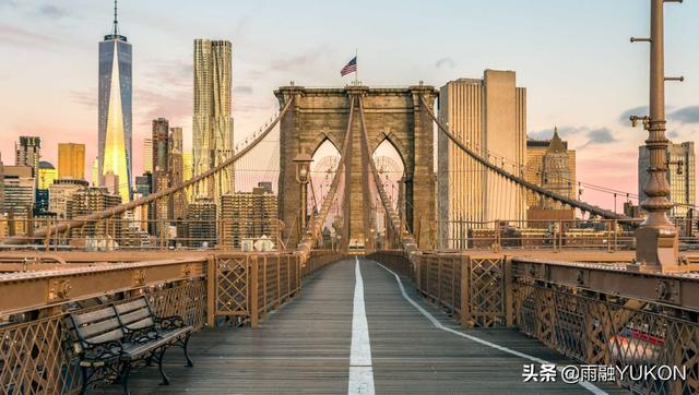 蔡书雅布鲁克林大桥