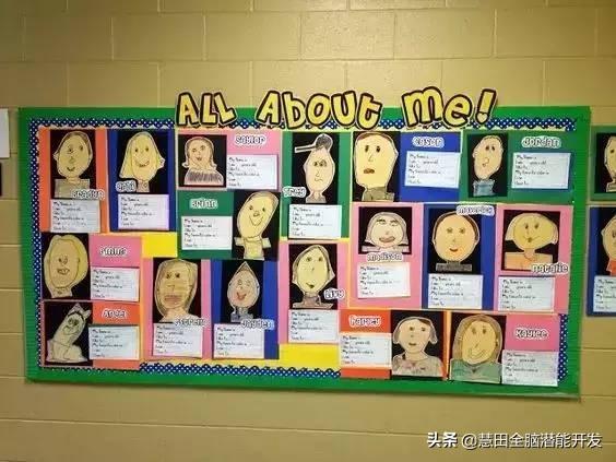 秋季主题墙和大中小班开学主题墙,一套在手,环创无忧!