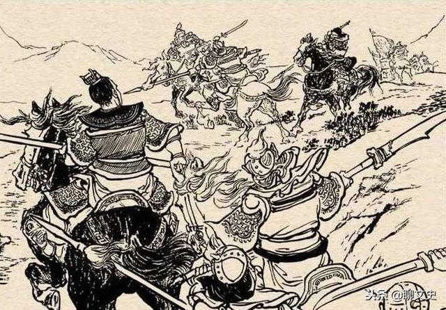 刘备最不相信曹操 ,为什么投靠曹操?