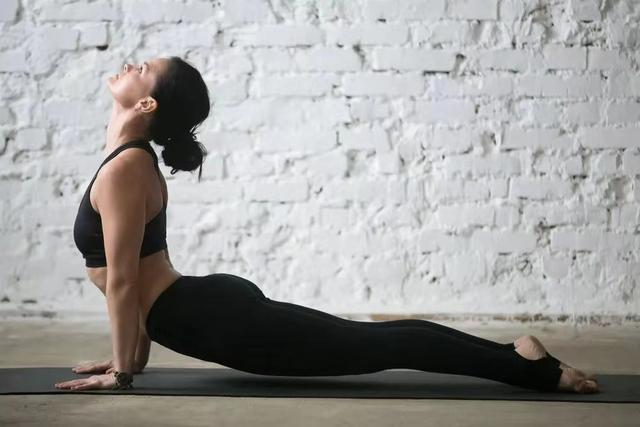 阿斯汤加瑜伽图谱