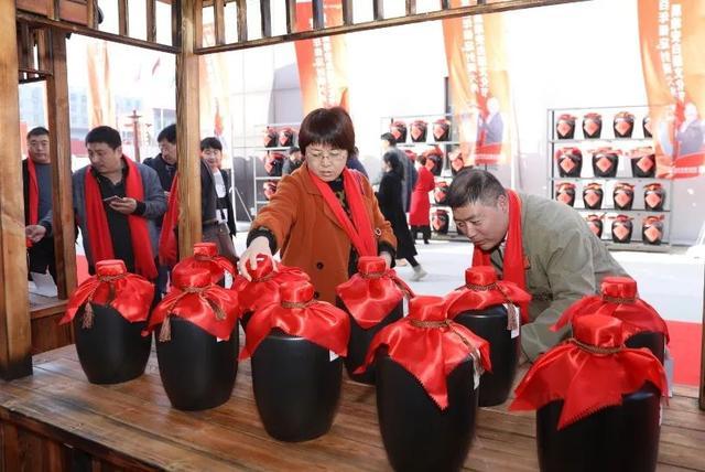 第一届雄安白酒文化节暨百年保定封藏大典耀世盛启