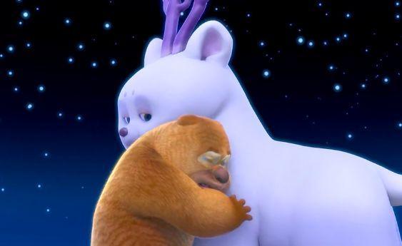 熊出没:熊二对团子有想法?这一句话彻底暴露了熊二的小心思!