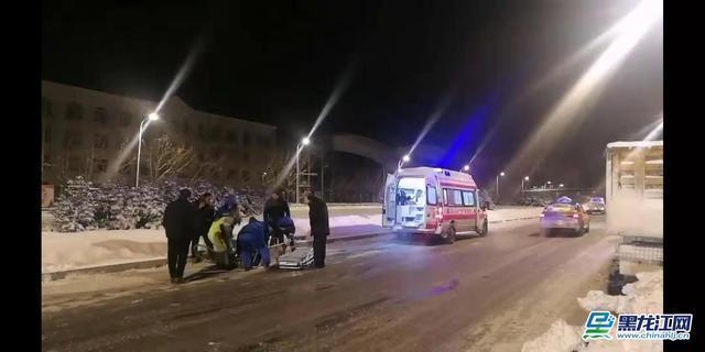 齊齊哈爾交通事故