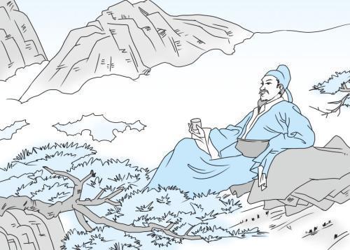 独坐敬亭山,李白的《独坐敬亭山》,为什么有人说写的不是山,而是玉真公主?