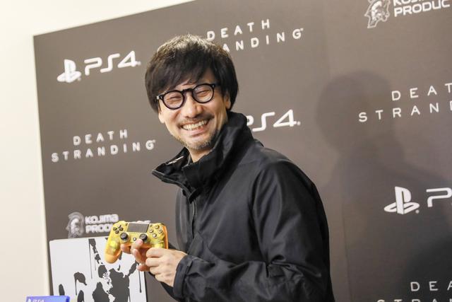 小岛秀夫:有机会我还会想做恐怖游戏 小岛秀夫 游戏资讯