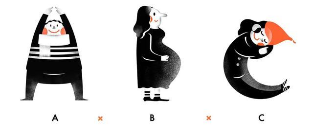 创意简笔画:26个英文字母,宝宝边画画边学习!