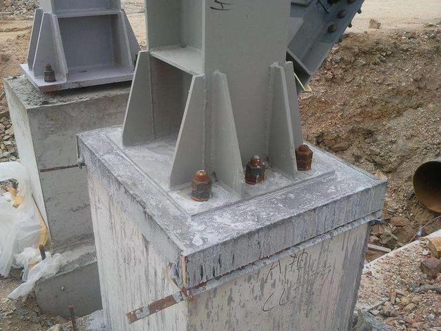 钢结构施工中的预埋螺栓技术「干货备用」