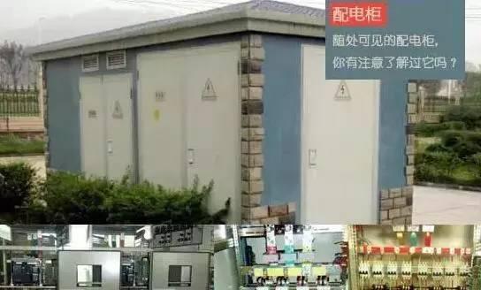 配电柜规格型号和图片