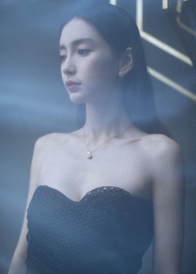 杨颖私服图片