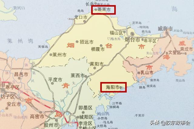 山东海阳油田在哪里