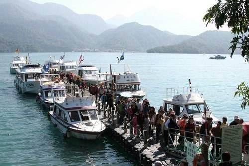 6月赴台旅客增幅下滑 大陆游客增长34.5