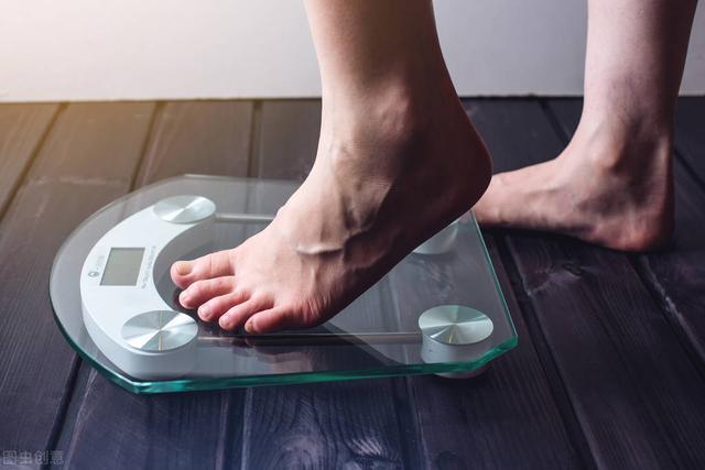 体脂肪肌肉对比