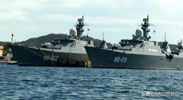 猎豹级护卫舰:这个唯一的购买国,貌似也被俄罗斯坑了!