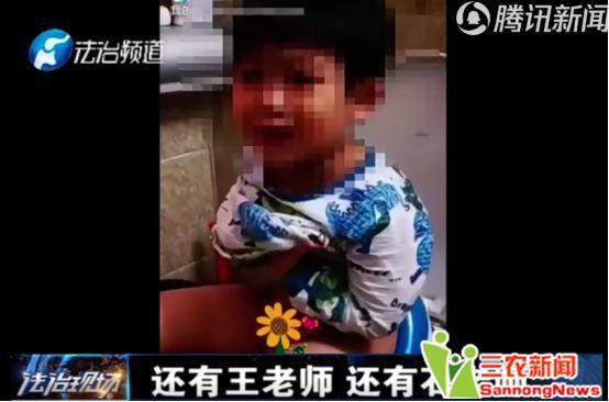 民权县民东新区实验幼儿园奇葩规定不让幼童上厕所