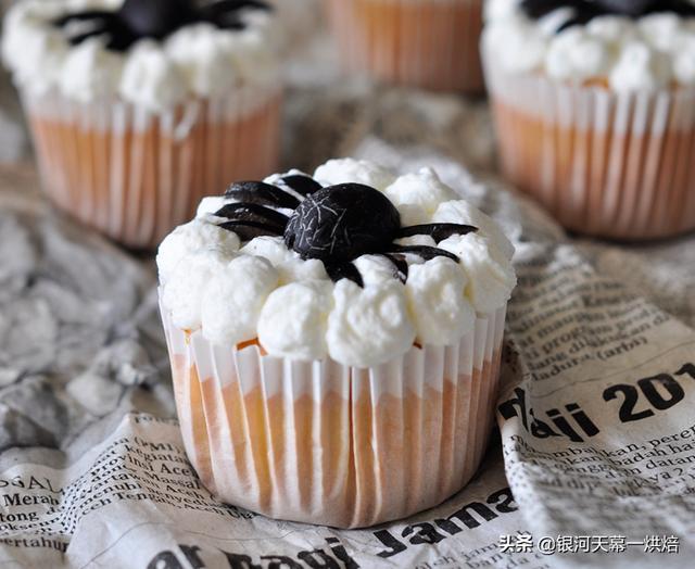 【蛋糕教程】法式高顏值甜品,讓你享受奢華