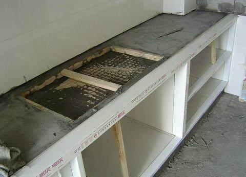瓷砖支灶台价格