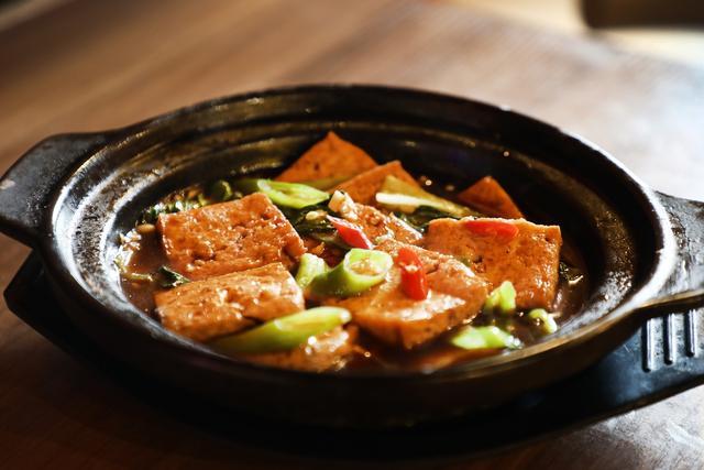 黄焖豆腐用什么豆腐