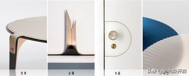 青岛金地·600㎡锦宸售楼处装修设计;空间的自由与包容