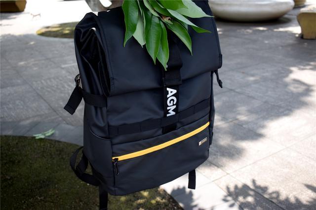 旅行背包男士双肩背包多功能包大容量背包旅游双肩包旅行包【...