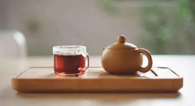红木茶勺图片