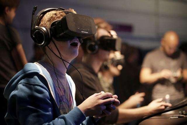 移动VR趋势:带陀螺仪VR眼镜盒解决方案_手机投影时代网