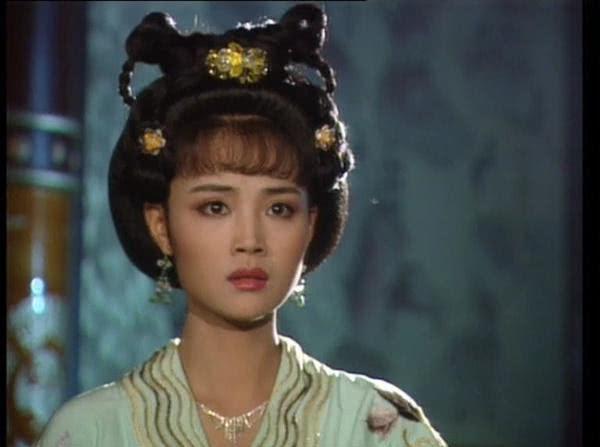 演员茹萍的青春年华,美的不讲道理