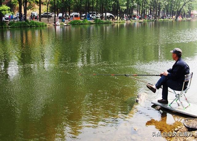 """钓鱼掌握这些技巧,可早日""""摆脱""""菜鸟头衔"""
