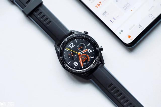 華為gt手表評測