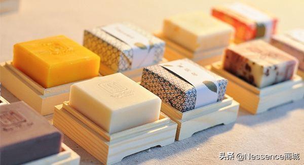冷制皂制作过程图片