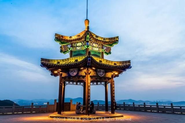 徐州云龙公园景区看点