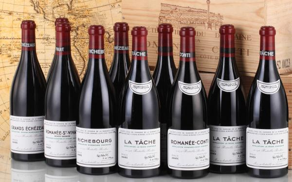 世界顶级十大红酒排行榜(值得收藏,转发)