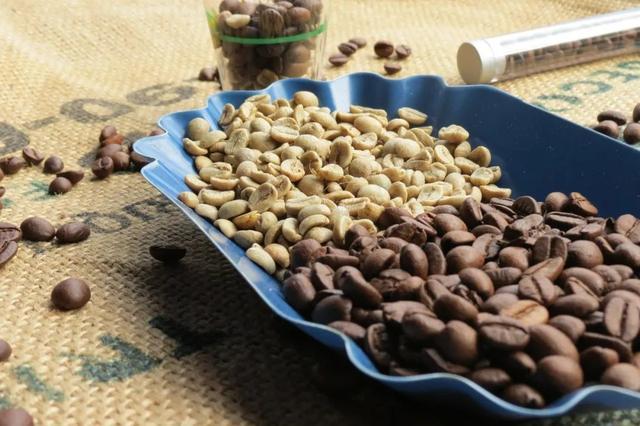 咖啡烘焙程度的轻与重
