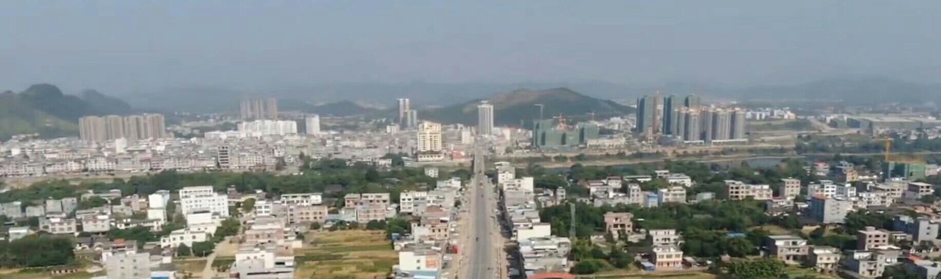 贺州贺街镇未来规划图