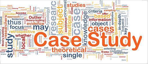 """什么是案例研究:应该是""""实对实""""的""""行动研究""""."""