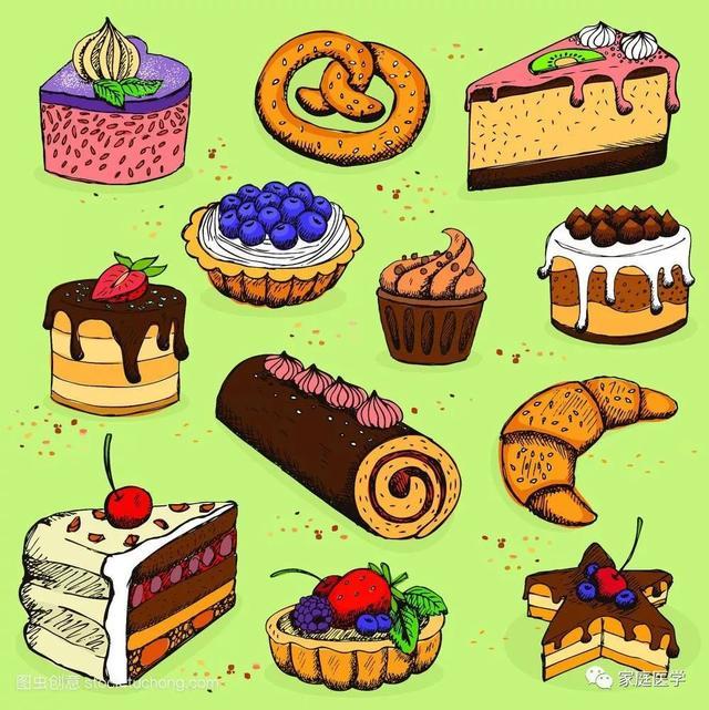 爱吃甜食坏处多 甜食吃多的危害_饮食误区__99健康网手机版