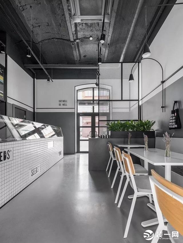 咖啡厅装修的风格 咖啡厅装修注意事项_装修之家网