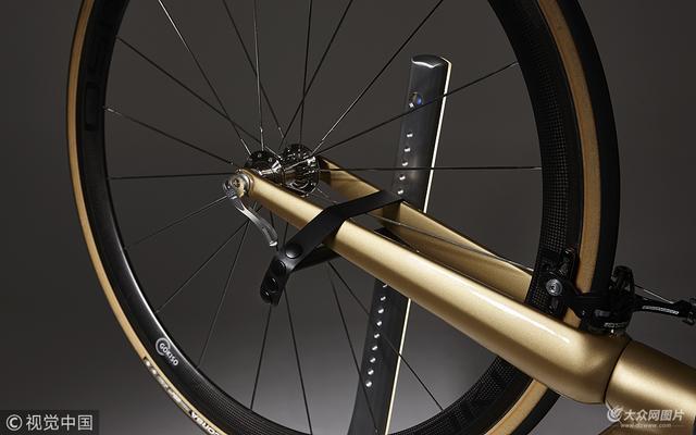 创意折叠自行车支架-非机动车及附件图纸-沐风网