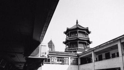 广州城隍庙平面图