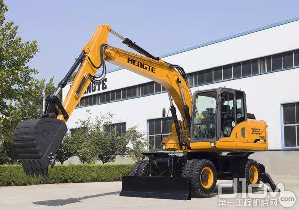 轮式挖掘机全液压sdss可装破碎厂家直销价格 - 中国供应商