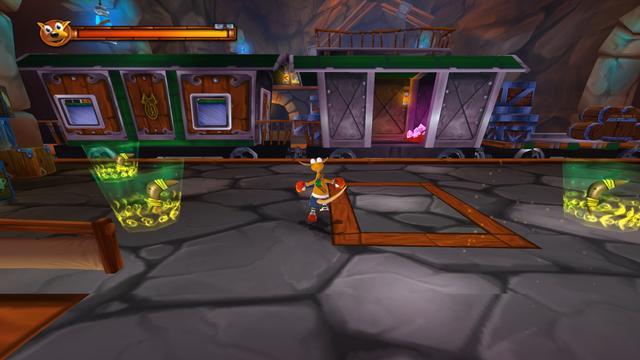 袋鼠闯天关2 一款经典的平台跳跃游戏 Steam 游戏资讯 第6张