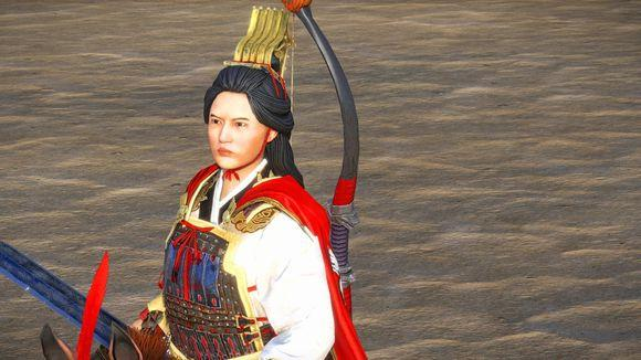 《全面战争:三国》女将P图过猛 国内外引热议 全面战争:三国 游戏资讯 第5张