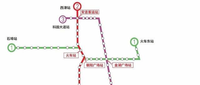加班出差怕错过地铁?3号线各站点首末班车时间表速来收藏丨心水推荐