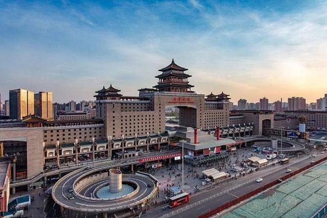 中国在建最大火车站,投资130亿,也许是世界第1大车站